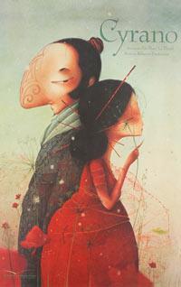 Rebecca Dautremer - Cyrano