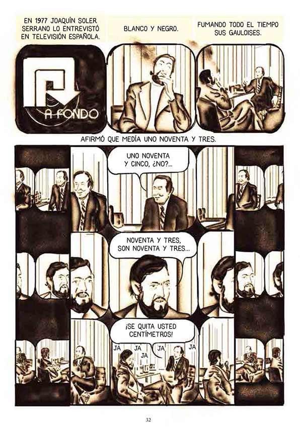 Comic Cortázar - Jesús Marchamalo