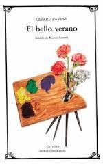 lecturas de verano - libros  - Pavese