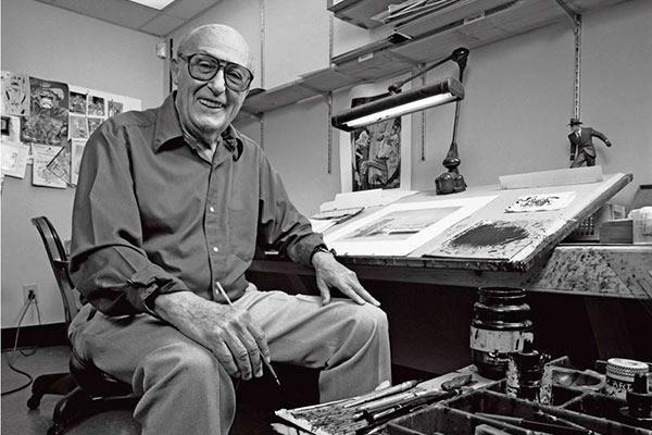 Homenaje al maestro Eisner