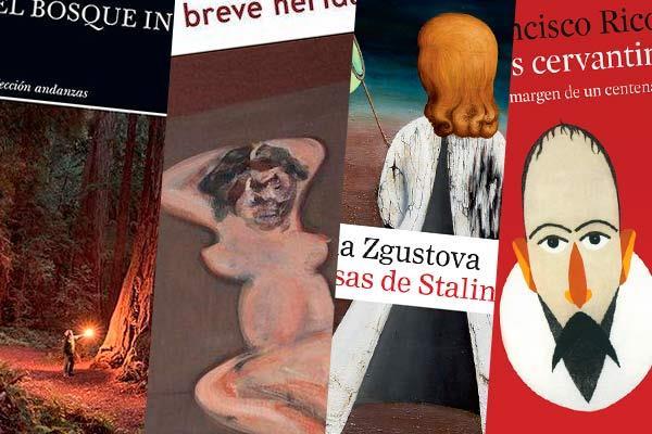 Verano. Cuatro libros buenos de verdad