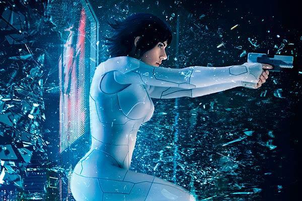 Ghost in the shell: Delirios de un androide