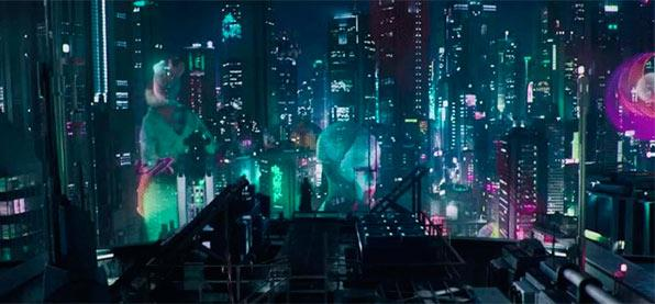 Ghost in the shell - película