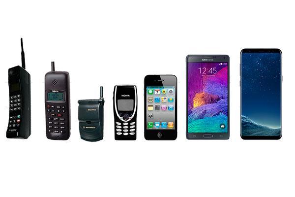 Smartphones: Pulgada a pulgada
