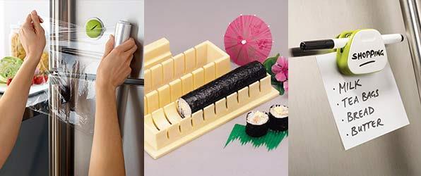 accesorios para el chef