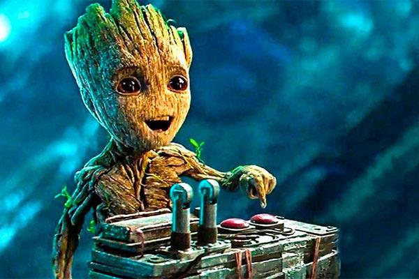 Guardianes de la galaxia: Yo soy Groot vol.2