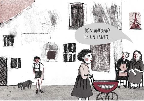 Ana Penyas -Gestalgar (Valencia) 1954