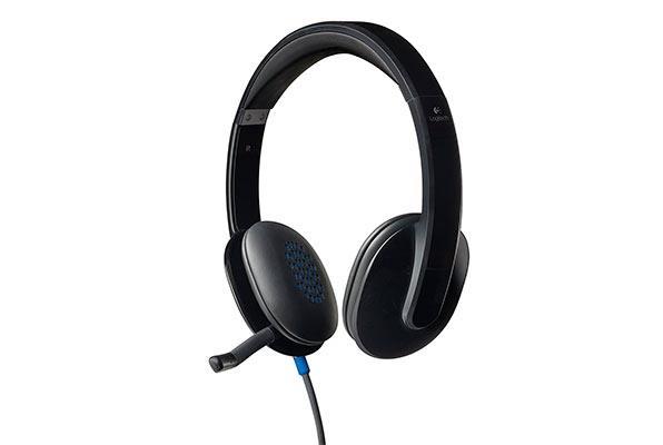 Pc - Auriculares - LOGITECH H540
