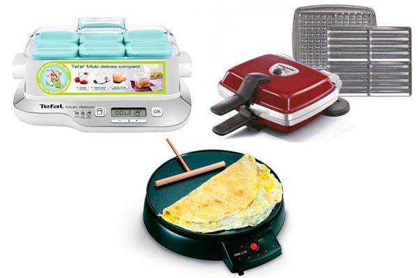 Electrodomesticos para postres fnac home