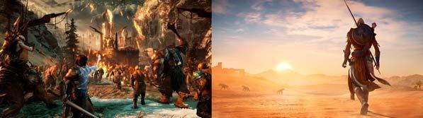 Videojuegos - Assasins Creed - Tierra Media