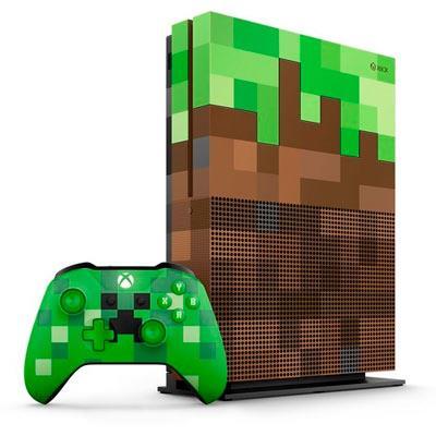 Consolas - Xbox S Minecraft
