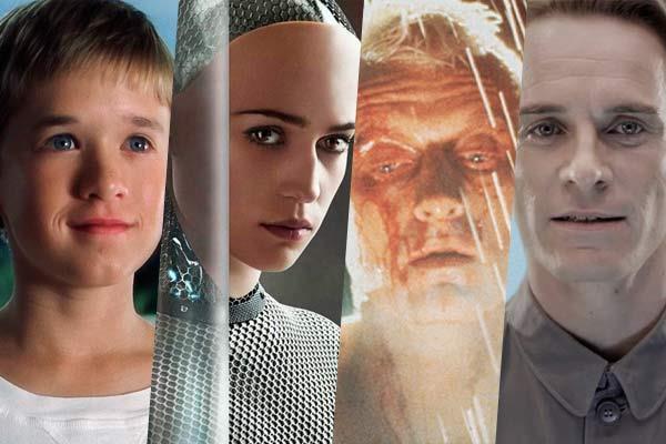 Ciencia ficción: Robótica avanzada