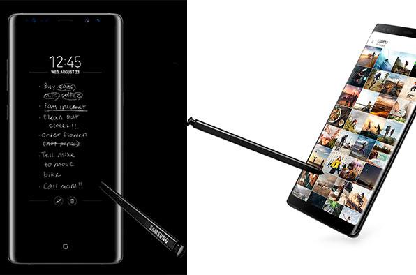 SAMSUNG GALAXY NOTE 8 - S Pen