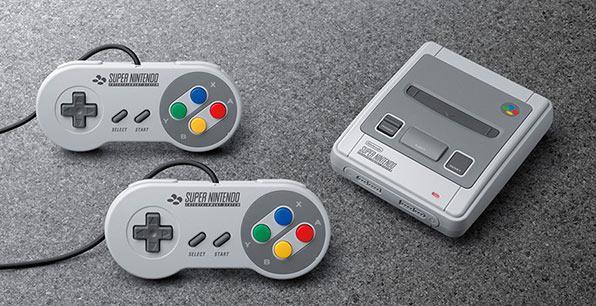 Snes Mini - Nintendo