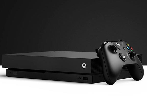 Xbox One X: Disfruta de las vistas