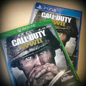 Call of duty - sorteo