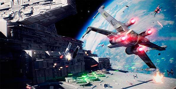 Lanzamientos Noviembre - StarWars Battlefront II