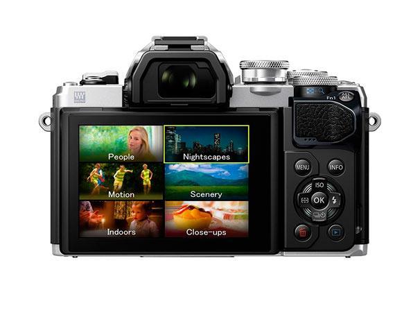 Olympus EM10 MARKIII - cámara
