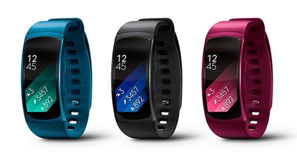gadgets deporte - Samsung Gear Fit 2 Pro