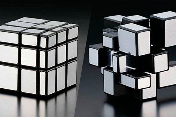 Novedad al cubo