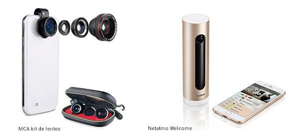 gadgets smartphone - camaras y lentes