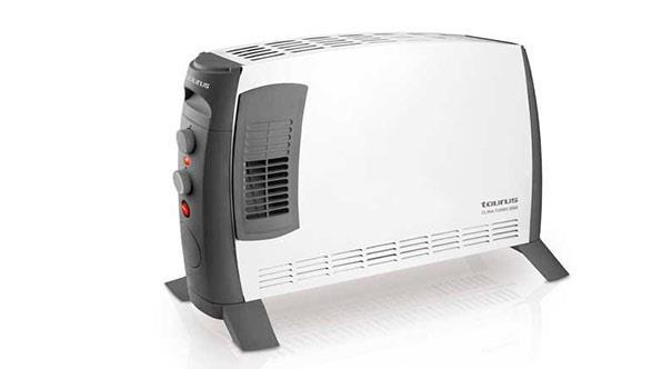 calefactores  -TAURUS CLIMA TURBO 2000