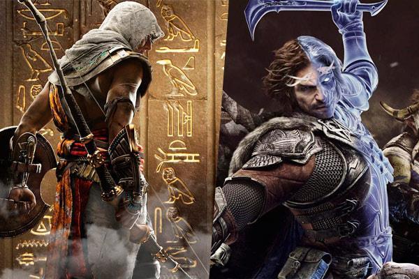 Assassin's Creed y La Tierra Media: Dioses, reinas y orcos