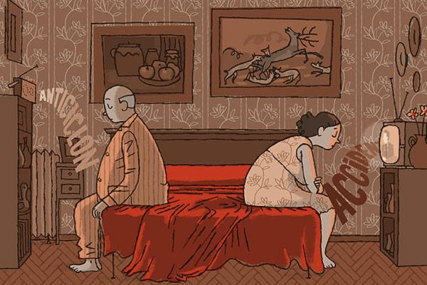 'Miércoles',  de Juan Berrio