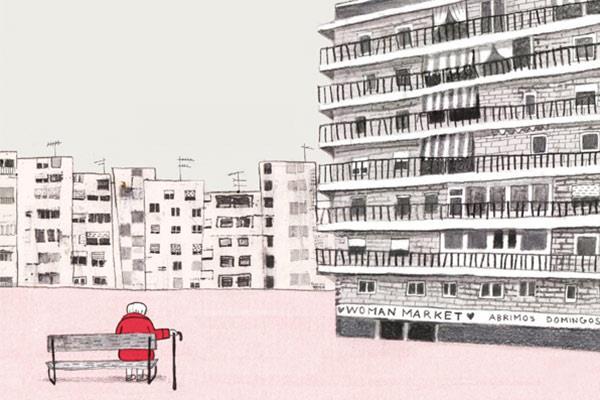 'Estamos todas bien' de Ana Penyas