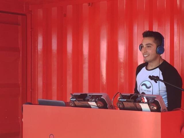 """""""Sesión DJ"""""""