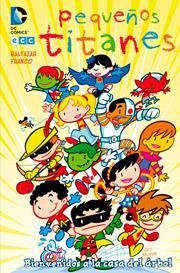 Top Juvenil - Libros - Pequeños titanes