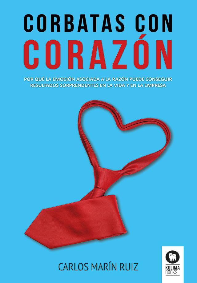 Presentación del libro 'Corbatas con corazón', de Carlos Marín Ruiz