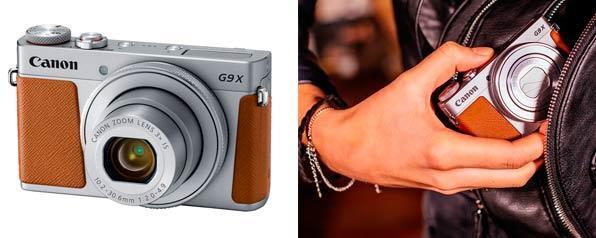 camaras compactas - Canon G9 X Mark II