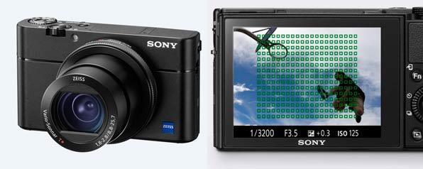 camaras compactas - Sony RX100 Mark V