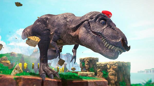 Super Mario Odyssey - videojuego