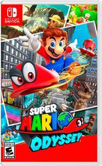 Super Mario Odyssey - sorteo