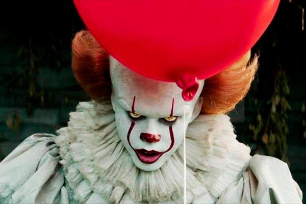 It: Coulrofobia total