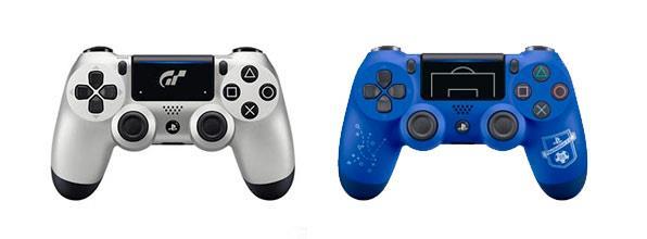 DualShock mandos-PS4
