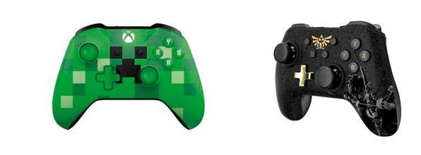 DualShock mandos Xbox y Nintendo Switch