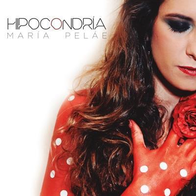 """María Pelae presenta """"Hipocondría"""""""