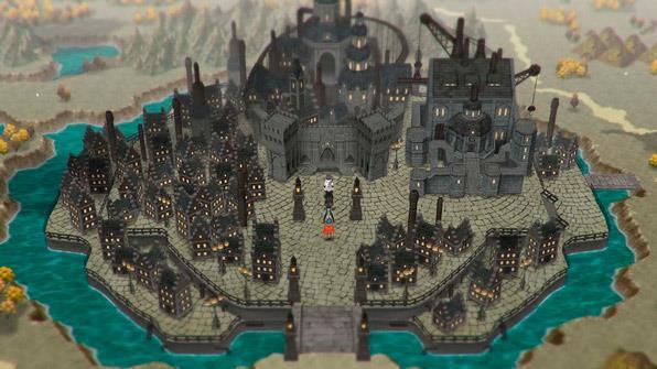 Lost Sphear - videojuego
