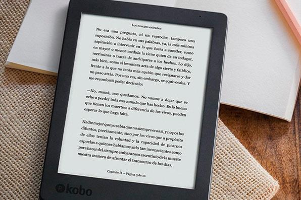 eBook - Kobo Aura
