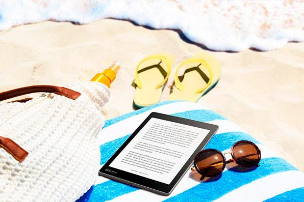 eBook - Kobo Aura One
