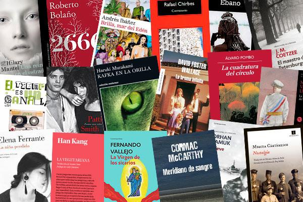 25 lecturas para el 25 aniversario