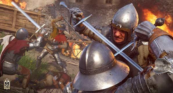 Kingdom Come Ddeliverance - videojuego