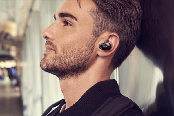 Auriculares: Libertad de movimiento