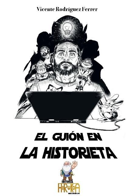 """Presentación del libro """"El guión en la historieta"""""""