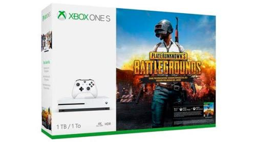 Pack consolas - xbox one S