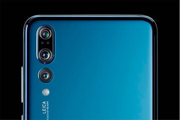 Huawei P20 Pro: Santa Trinidad