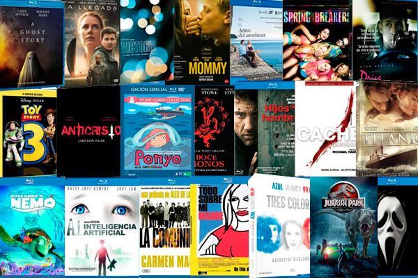 25 años, 25 películas